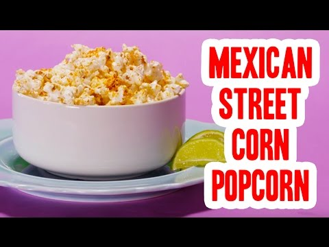 Mexican Street Corn Popcorn