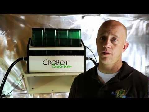 PurGro GroBot EVO Testimonial from Atlantis Hydroponics