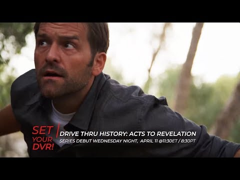 Drive Thru History: Acts To Revelation (Countdown)   Premieres April 11