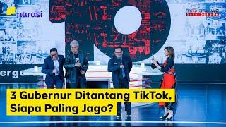 Kita Bisa Apa: 3 Gubernur Ditantang TikTok, Siapa Paling Jago? (Part 1)   Mata Najwa