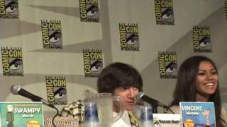 Phineas and Ferb Panel Part 1 2009