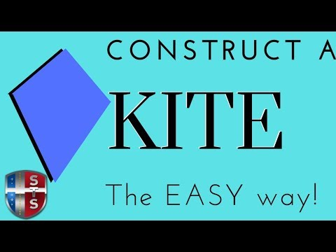 Geometry - Construct - Kite