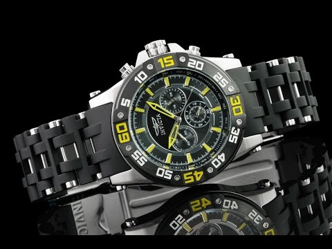 Invicta 22473 50mm Sea Spider Chronograph Bracelet Watch