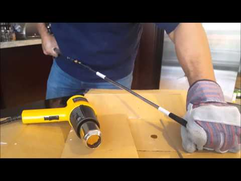 Easy Golf Shaft Removal Fix Repair DIY At Home
