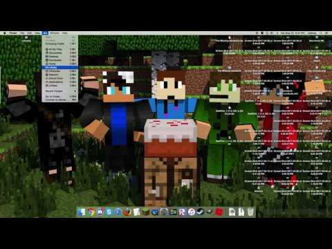 How to Get Minecraft Maps on a Mac