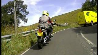 Advancedbiker - Extracts from a morning session  - One Day Advanced Motorcycle Course