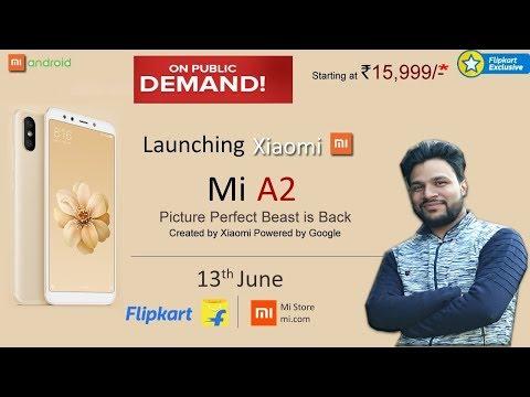 Xiaomi Mi A2   The Picture Beast is Back, MI A2 FULL REVIEW IN HINDI/urdu