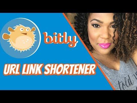 Best URL Shortener - How to use Bitly Link Shortner to Create Custom URLS