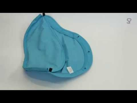 Doona Infant Car Seat - Sunshade Removal