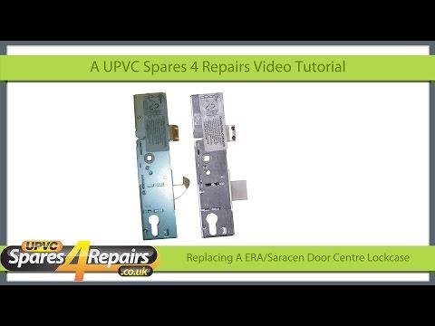 Replacing A Center Lockcase on an ERA Saracen Gearbox