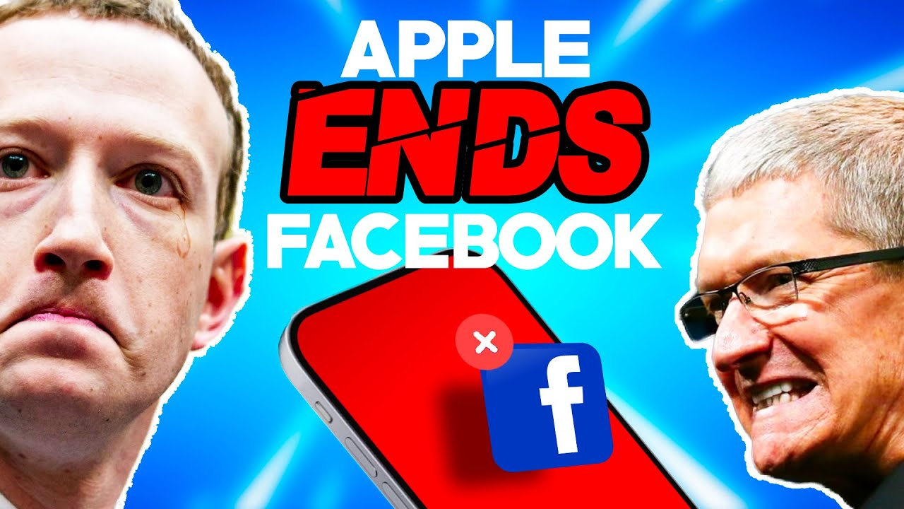 iPhone 13: the END of Facebook