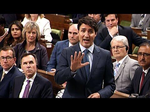 PM Trudeau, Lisa Raitt spar over immigration during question period