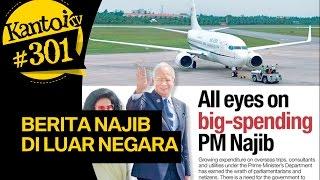 Najib Razak corruption in overseas news