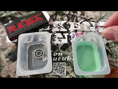How to clean fidget spinner bearings (Spin Longer)
