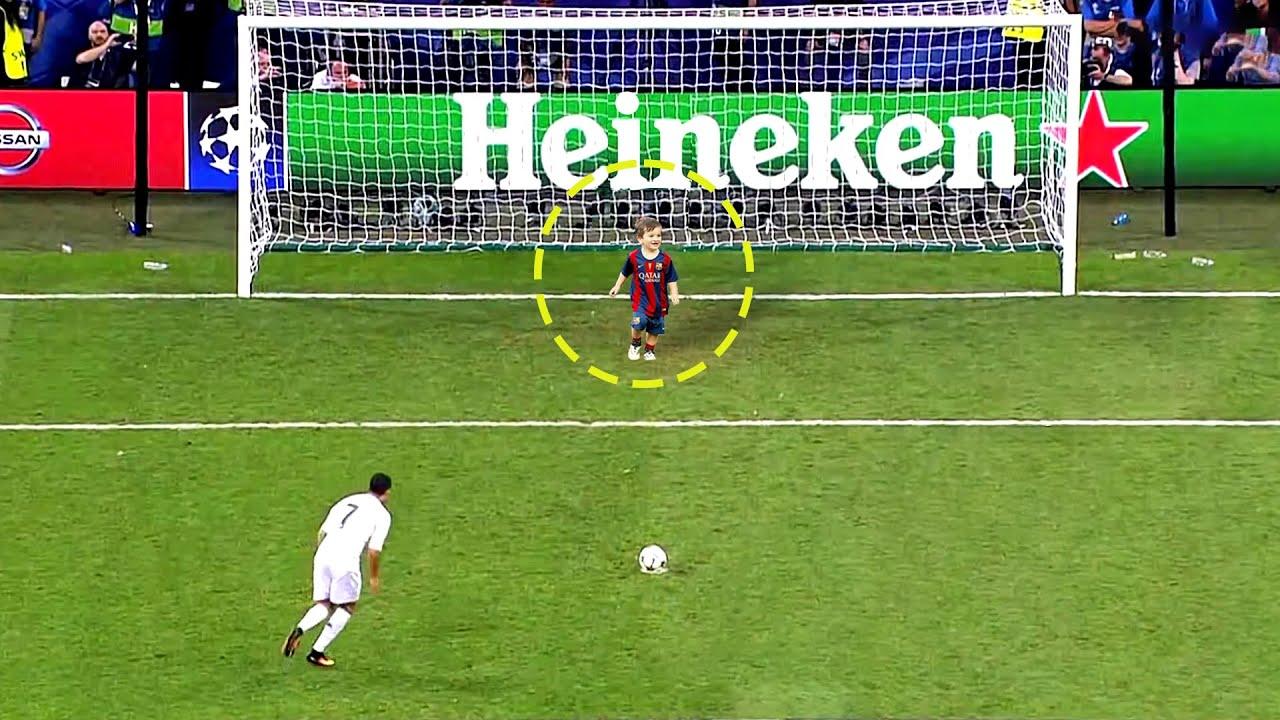 Legendary Funny Goals In Football