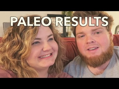 Weight Loss Results - One Month of Paleo