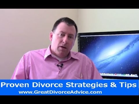 Divorcing a Wife - What To Consider Before You Start Your Divorce
