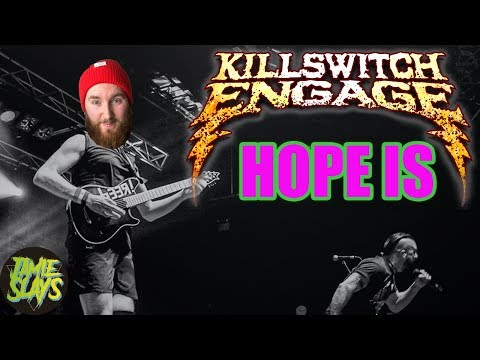 | Killswitch Engage Hope Is | Drop C Guitar Cover Full Song Cover KSE Ft Jake Barnes Music