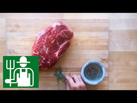 24 hour Sous Vide Beef | Au Jus | Cheap Keto Meat Recipe