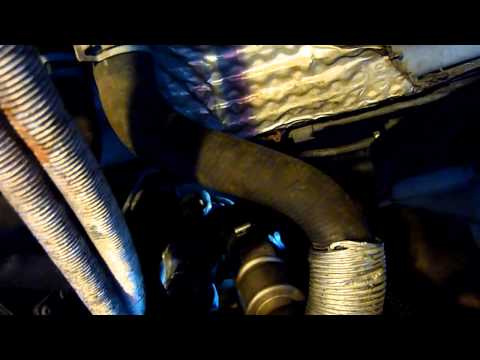 How to remove Steering rack, ford mondeo MK 3