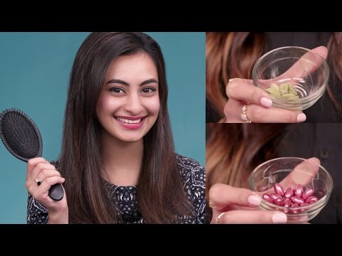 Food Hacks To Control Your Hair Fall | DIY Hair Care Tips