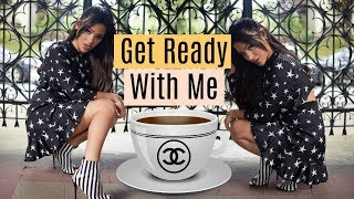 get ready with me fall day 2017!