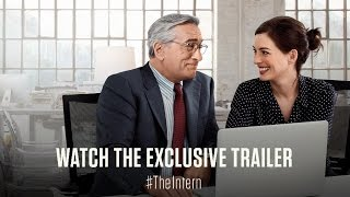 The Intern - Official Trailer 2 [HD]