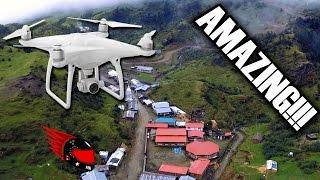 KALINCHOWK BHAGWATI, DOLAKHA | DRONE VIEWS!!