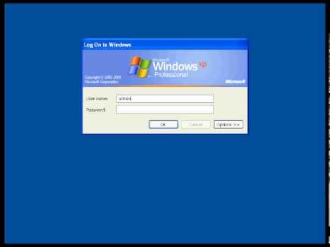 HOW TO LOGIN AS ADMINISTRATOR IN WINDOWS XP