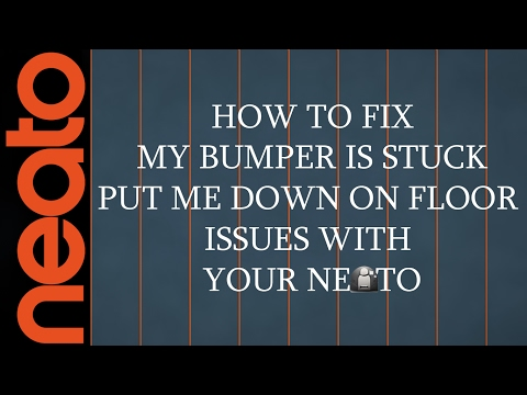 How To Fix Bumper Stuck And Put Me Down On The Wheels Error Messages