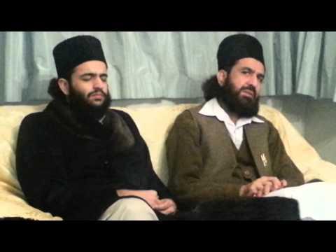 Qibla Shikh Muhammad Hassan Haseeb ur Rehman Sahib in London