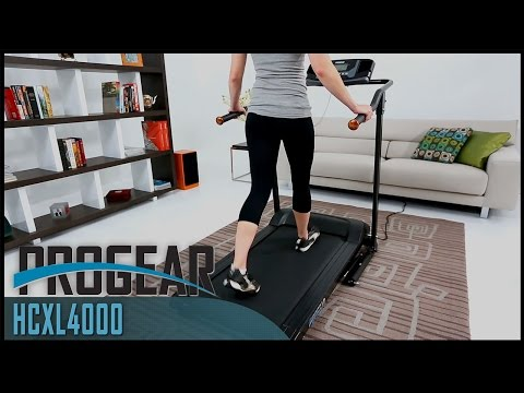 Progear HCXL 4000 Ultimate High Capacity, Extra Wide Walking and Jogging Electric Treadmill
