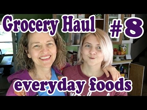 Jill's Family of Four Grocery Haul 8