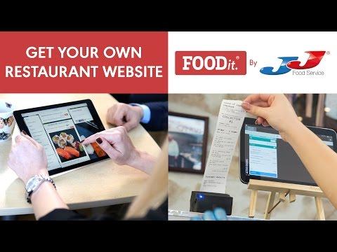 Get Your Restaurant Website with Online Ordering