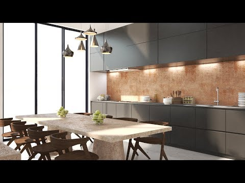 3ds max vray interior lighting and rendering tutorial