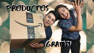 Como conseguir productos de AMAZON GRATIS/ Edy&Abi