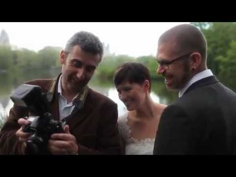 Central Park Elopement Wedding in New York City