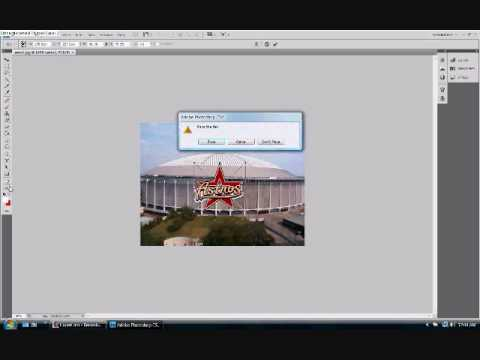 how to layer pictures on photoshop cs4