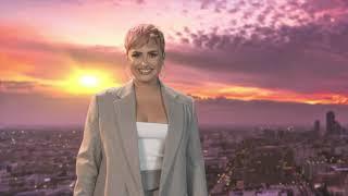 "@Demi Lovato: ""Lovely Day"" Around the U.S.A.   Biden-Harris Inauguration 2021"