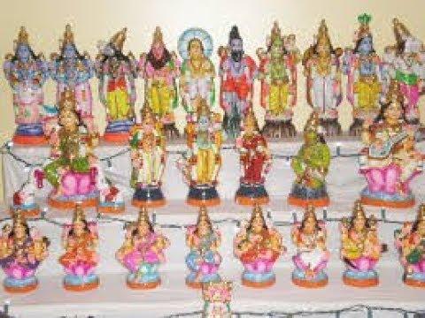 Newlook navarathri golu decoration ideas