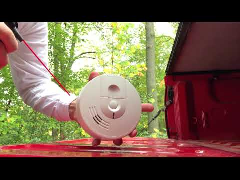 Replaced Battery - Smoke Detector still beeping - A MUST SEE