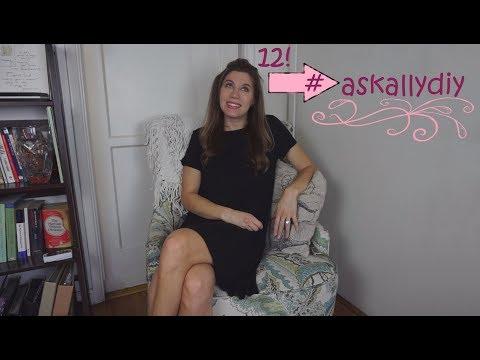 AskAllyDIY EPISODE 12! FEMALE ON THE CAR SCENE?!