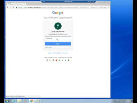How to set up Google Apps account on Outlook