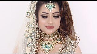 WALIMA ASIAN BRIDAL HAIR & MAKEUP TUTORIAL