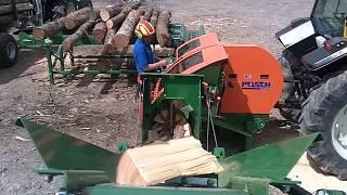 Copy of Posch Spaltfix S-360 firewood processor from Jas P Wilson