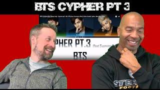 BTS Reaction CYPHER Pt 3