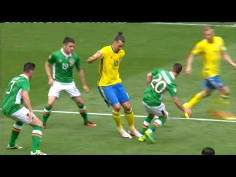 Apres Match for Euro 2016: Ireland v Sweden