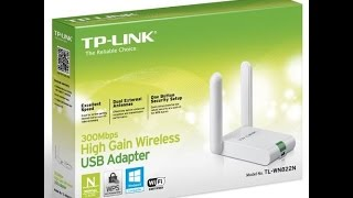 How To Install TP-LINK TL-WN722N Utility On Windows 10 - PakVim net