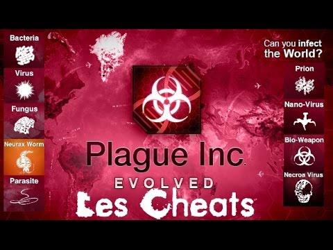 [Guide] Plague Inc. Evolved : Les Cheats