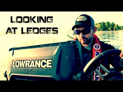 Graphing Ledges for Bass Tip